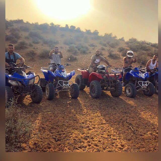 Agadir Quad Biking