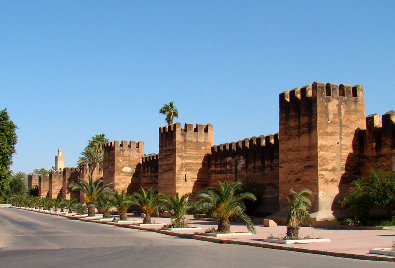 Tiout And Taroudant